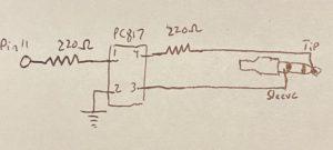 Optocoupler DSLR Shutter Trigger